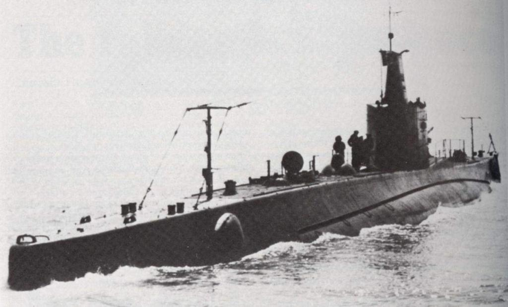 The RM Leonardo da Vinci was the most successful non-German submarine in WWII.