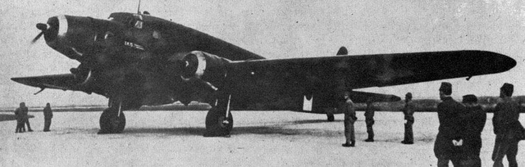 An image of the SM.75 in China.