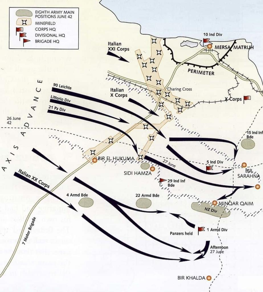 Axis advances in June 1942. Image: Daniel Russ