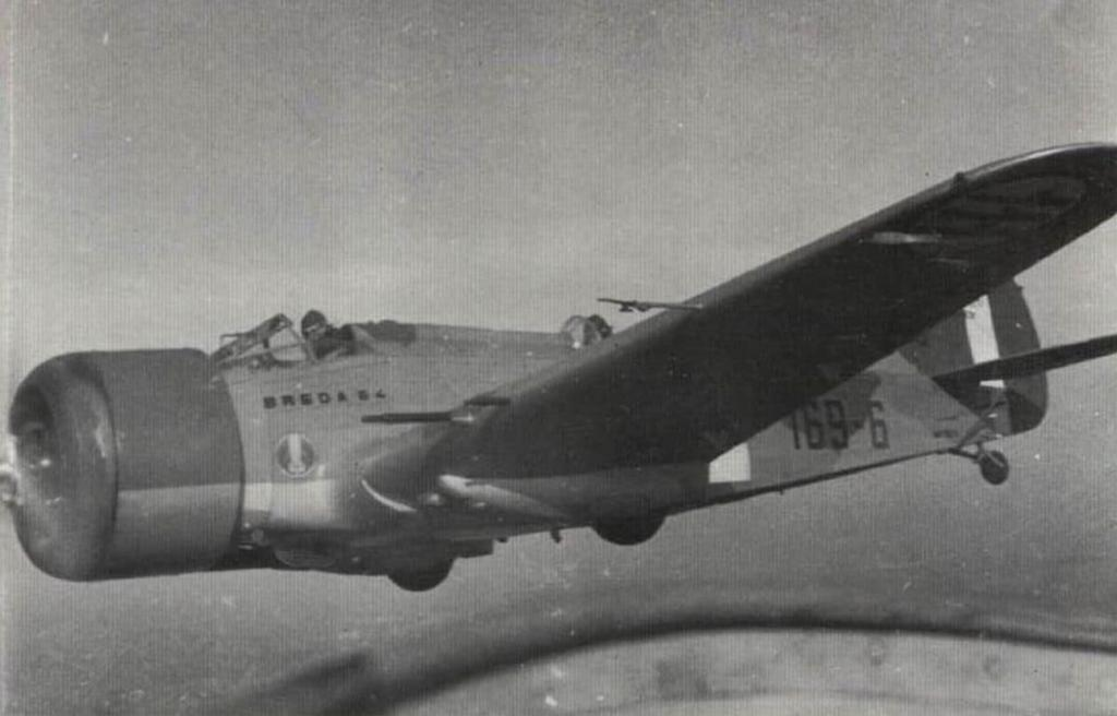 The Ba.64 prototype first flew in 1934.