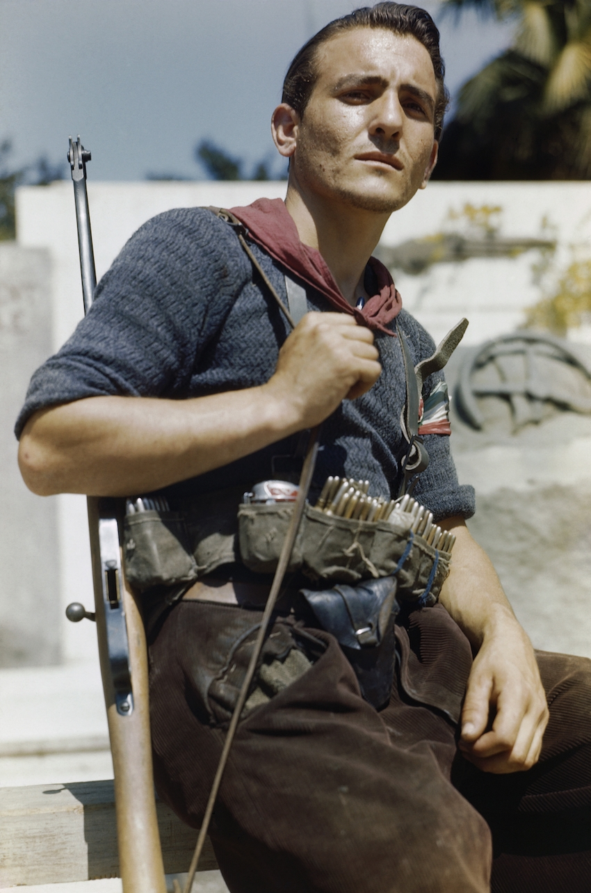 An_Italian_partisan_in_Florence,_14_August_1944._TR2282.jpg