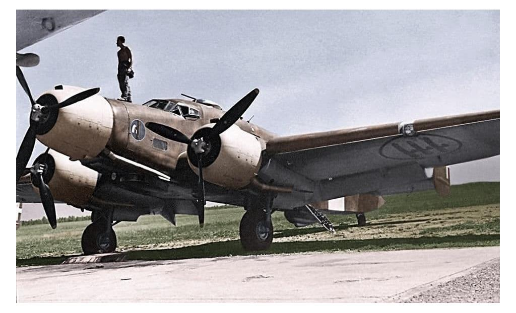 Although designed to do so, the Savoia-Marchetti SM.84 never successfully replaced the SM.79 as a bomber.
