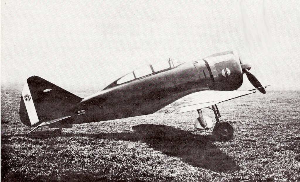 The Reggiane Re.2000.