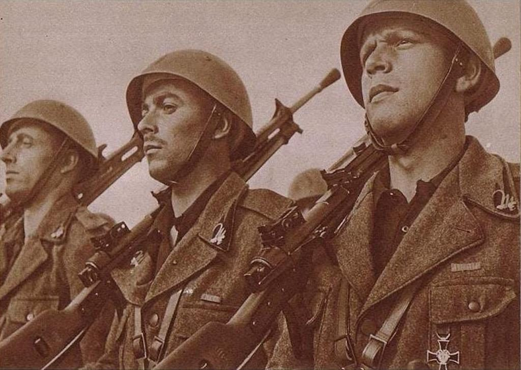 Members of a CCNN M Battalion.