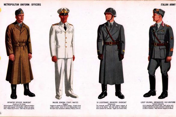 Metropolitan Uniforms Officers