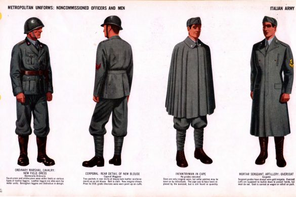 Metropolitan Uniforms Enlisted