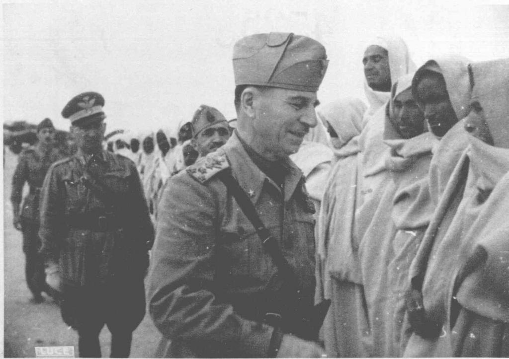 General Ettore Bastico in North Africa warned Rommel of the coming British offensive.