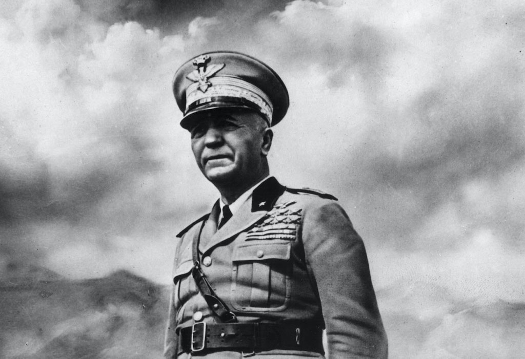 General Pietro Badoglio opposed Italy's entry into the war.