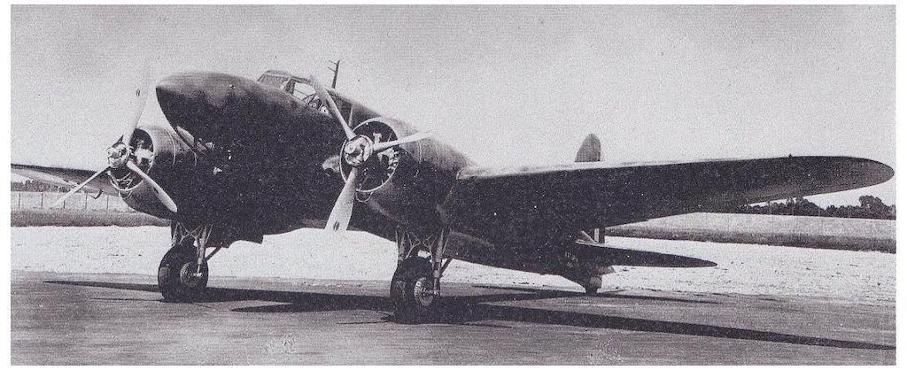 The Fiat Cr.25 was an elegant aircraft capable of multi-role use.