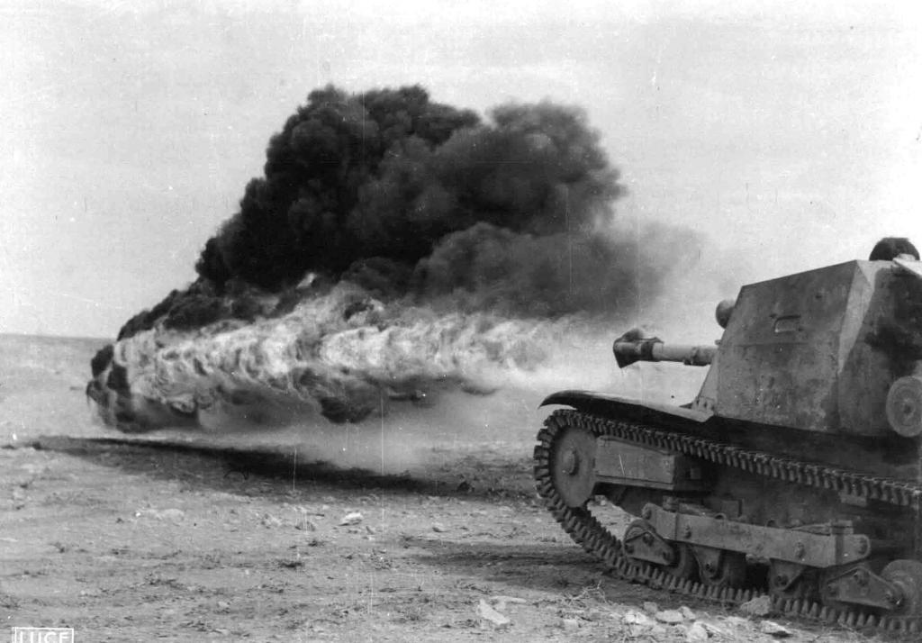L3 Lf Lanciafiamme (Flamethrower).