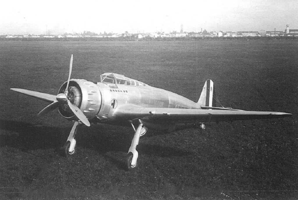 The Breda 65 prototype MM 325.