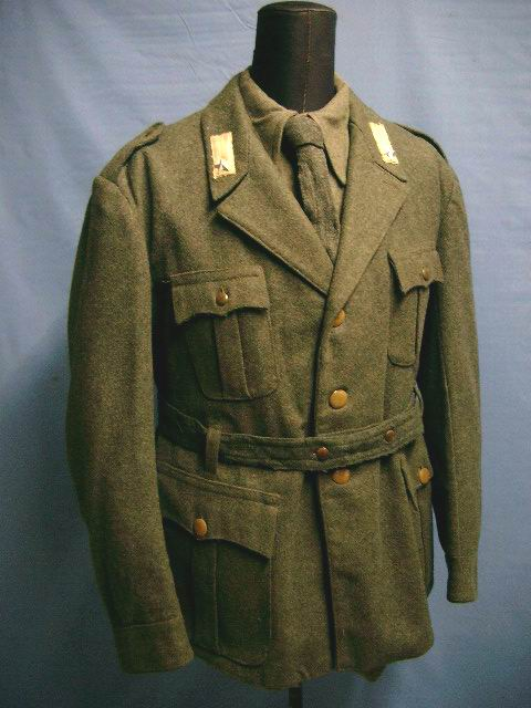 M40 Tunic regio esercito uniforms