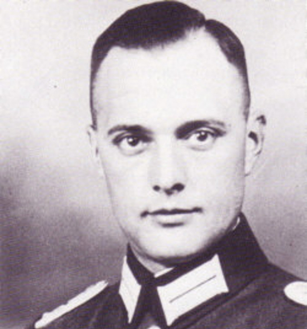 Lt. Col. Johannes Barge, Commander, Festungsgrenadier Regiment