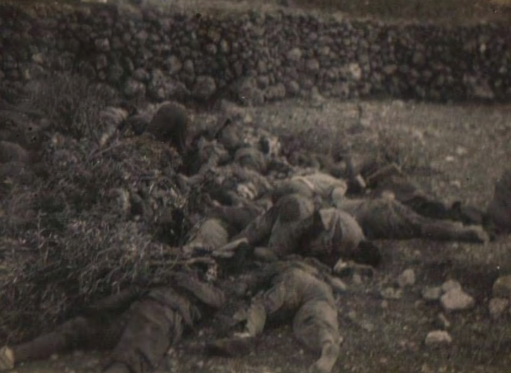 The Cephalonia Massacre involved the death of up to 3,800 Italian soldiers.