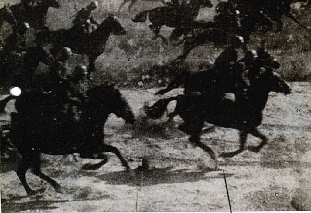 Recreation of the Isbuscenskij Charge for home consumption.