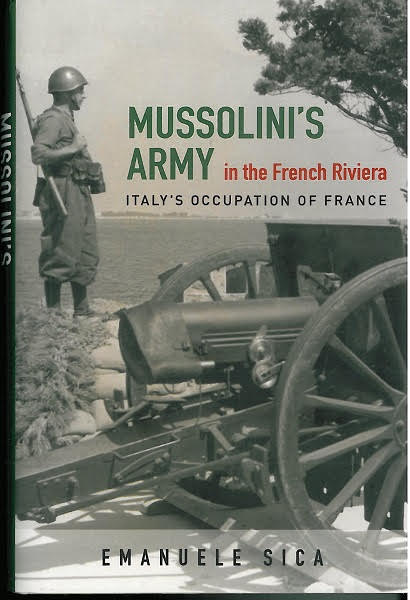 Mussolini's Army in the French Riviera